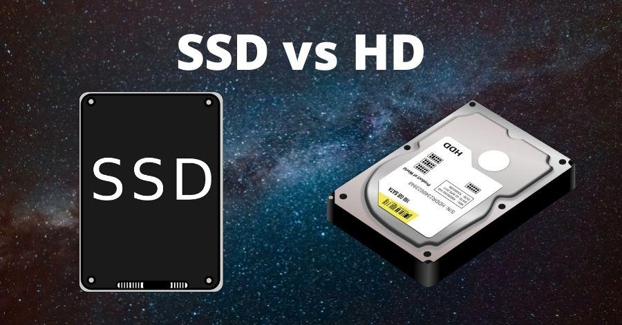 SSD vs HD - SSD vs HD – Descubras as Principais Diferenças